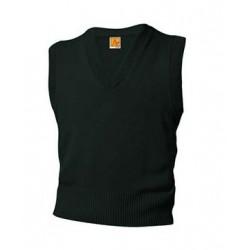 Unisex Classic V-Neck Pullover Vest